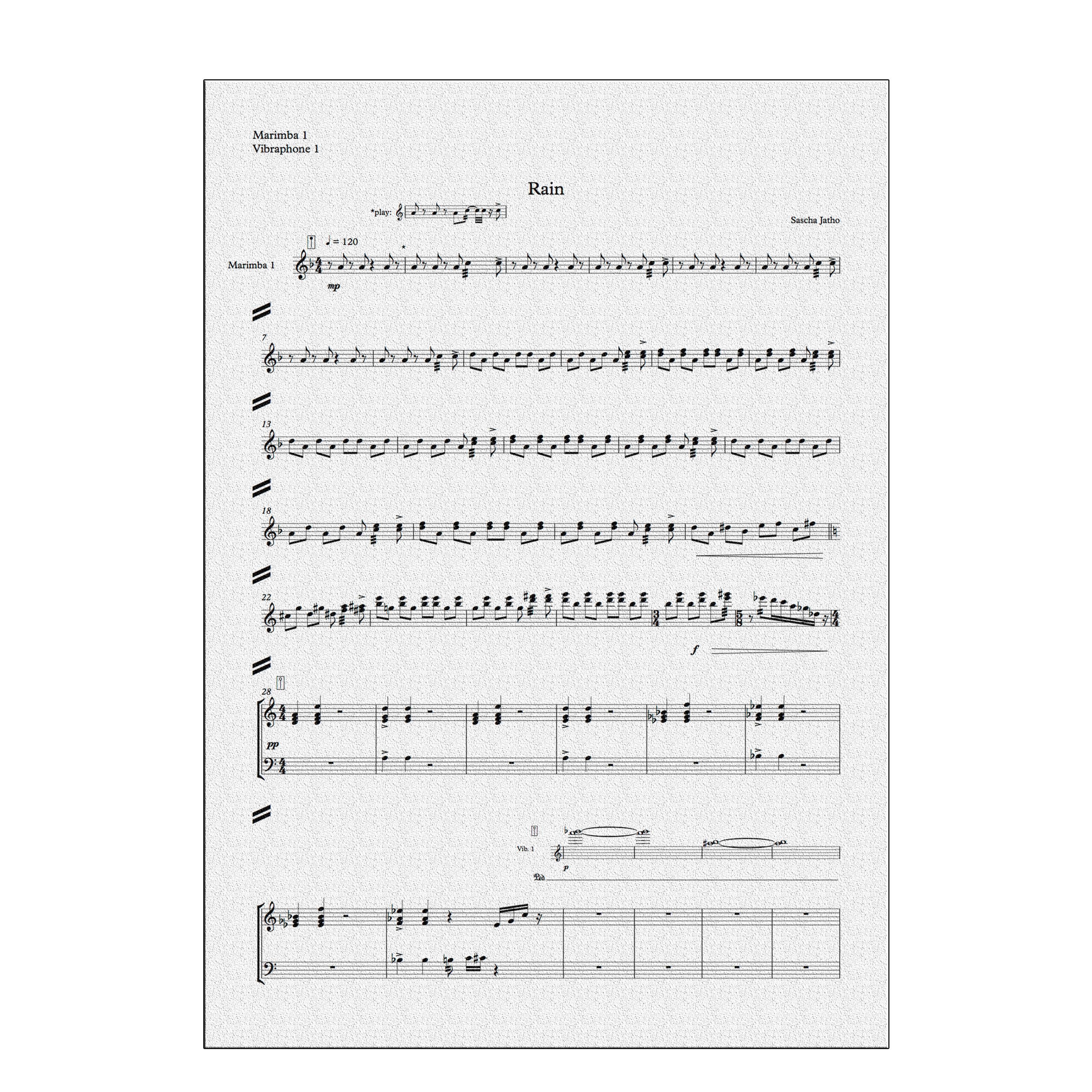 Sascha-Jatho---Rain-(Final)-mit-Stimmenlayout---Marimba-1,-Vibraphone